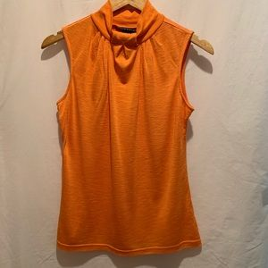 Attention Size S tangerine color